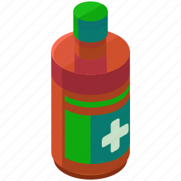 bottle, health, healthcare, medical, medication, medicine icon
