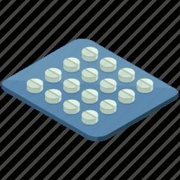 health, healthcare, medical, medication, medicine, pills, round icon