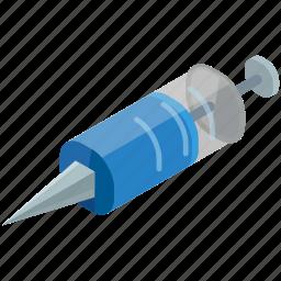 health, healthcare, medical, medication, medicine, syringe icon