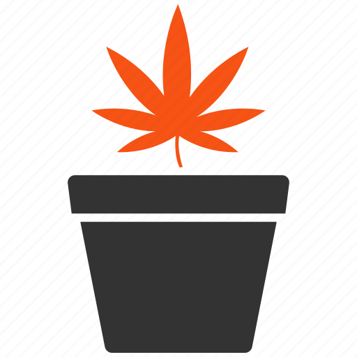 cannabis, ecology, grass, hemp, marihuana, marijuana, plant pot, weed icon
