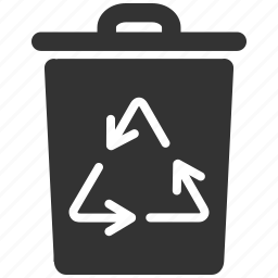 basket, clear, delete, erase, recycle bin, remove, trash icon