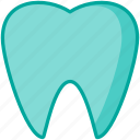 dentist, medical, mouth, tooth icon
