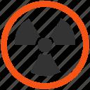 nuclear, radiation, radioactive, atomic, scientific, nucleus, atom physics