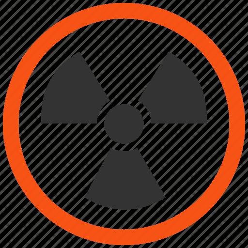 atom physics, atomic, nuclear, nucleus, radiation, radioactive, scientific icon