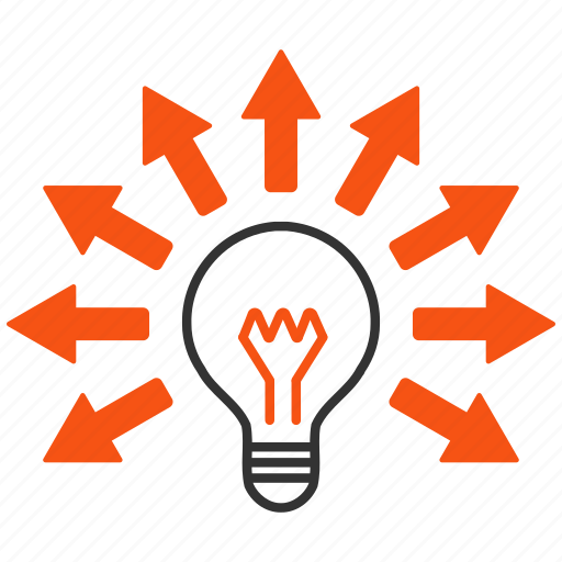 bulb, electric, electricity, energy, light, power, uv lamp icon