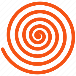 curve, hypnosis, inculation, rotate, spiral, sugestion, suggestion icon