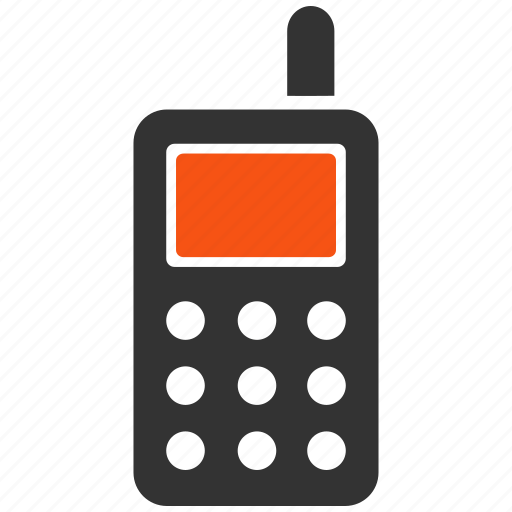 cell phone, communication, connection, device, mobile phone, radio, wireless icon