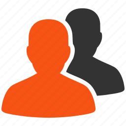 company, customers, patients, people, social network, team, users icon