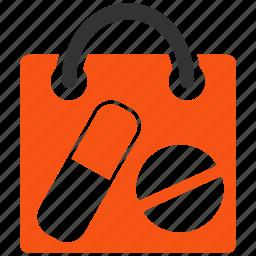 bag, basket, buy, sale, shop, shopping, webshop icon