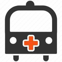 auto, automobile, bus, drive, transport, transportation, travel icon