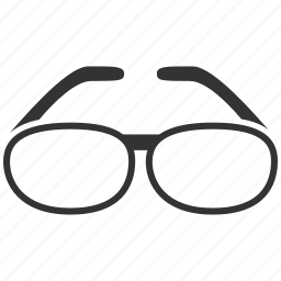 glasses, lens, magnifier, specs, spectacles, sunglasses, vision icon