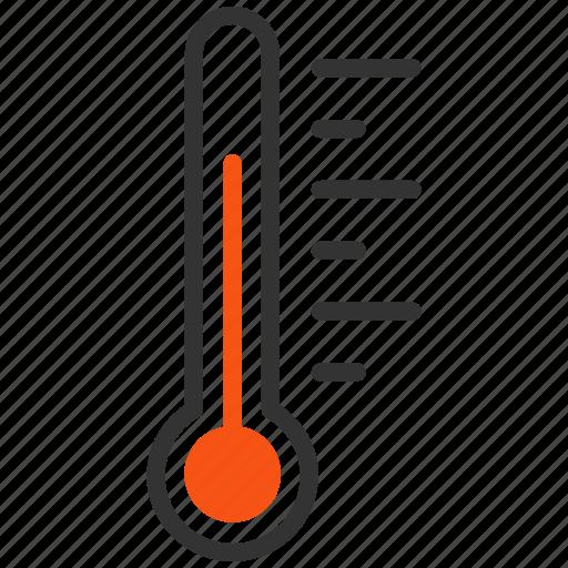 control, instrument, measure, meter, temperature, thermometer, value icon