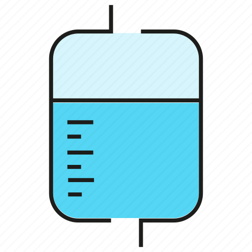 blood, drug, medicine, pharmacy, remedy, saline, saline solution icon