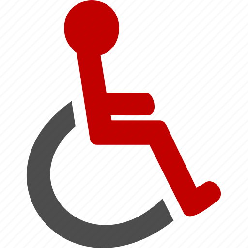 disabled, health, medicine, user icon