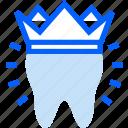 tooth, dental, dentist, teeth, crown, repair, filling