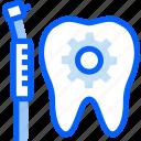 tooth, dental, dentist, teeth, repair, equipment, drill