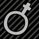biology, female, gender, medical, woman icon