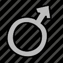 gender, medical, male, health, man icon
