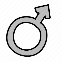 gender, health, male, man, medical icon