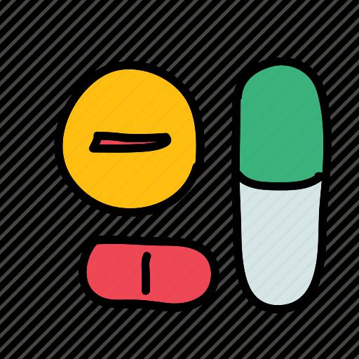 health, hospital, medical, medication, medicine, pharmacy icon