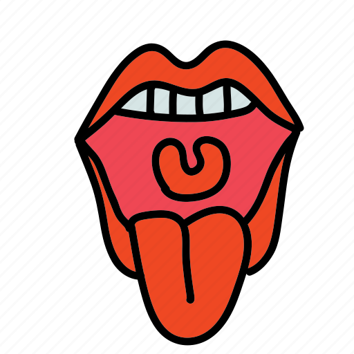 doctor, health, lips, medical, mouth, teeth, tongue icon
