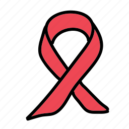 awareness, cancer, health, medical, ribben icon