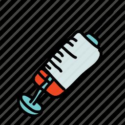 doctor, health, hospital, medical, medicine, syringe icon