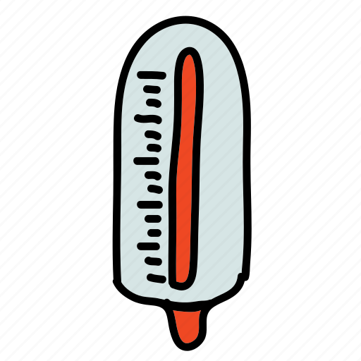 health, medical, syringe, temperature, thermometer icon