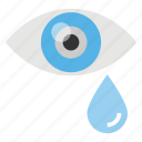drop, eye care, eye drops, eye infection, eye medication icon