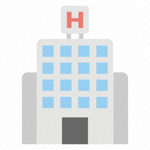 Clinic, dispensary, hospital, infirmary, sanatorium icon - Download on Iconfinder