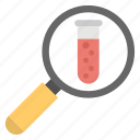 biomedical, chemistry lab, experiment, lab research, science lab icon