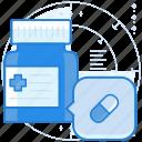medicine, medication, pill