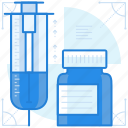 medication, medicine, shots, syringe icon
