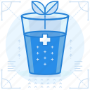 drink, therapy, water icon
