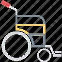 disability, disabled parking, handicap, paraplegic, wheelchair icon