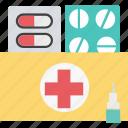 medical aid, first aid box, medical box, first aid kit, first aid