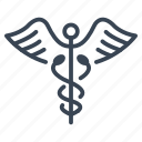 medicine, medical, caduceus, pharmacy
