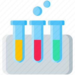 chemicals, chemistry, experiment, lab, laboratory, research, science icon