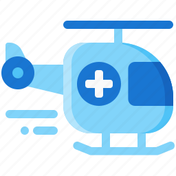 aid, care, chopper, emergency, healthcare, helicopter, medical icon