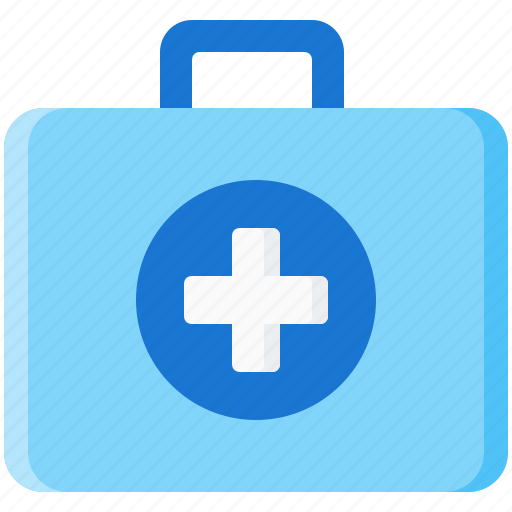 aid, emergency, first, health, healthcare, kit, medicine icon