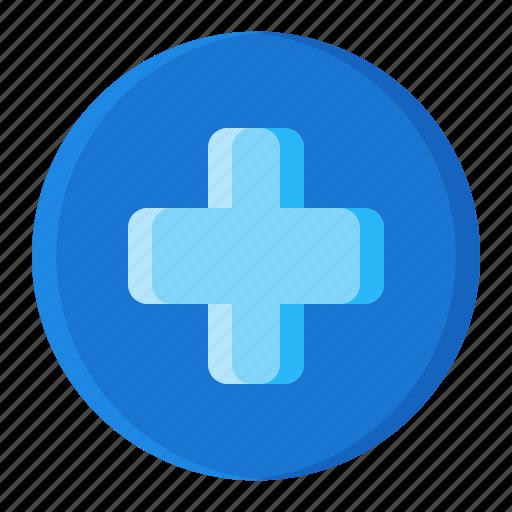 health, healthcare, sign icon