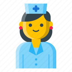 assistant, doctor, helper, nurse icon
