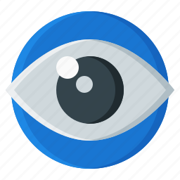 check, eye, optometrist, optometry, specialist, test icon