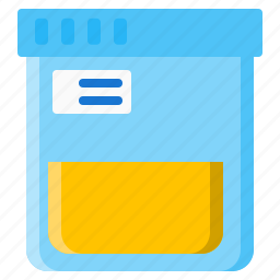 chemical, evidence, experiment, lab, sample, test, urine icon