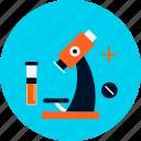 medical, microscope, clinic, health, diagnostic center, test, laboratory
