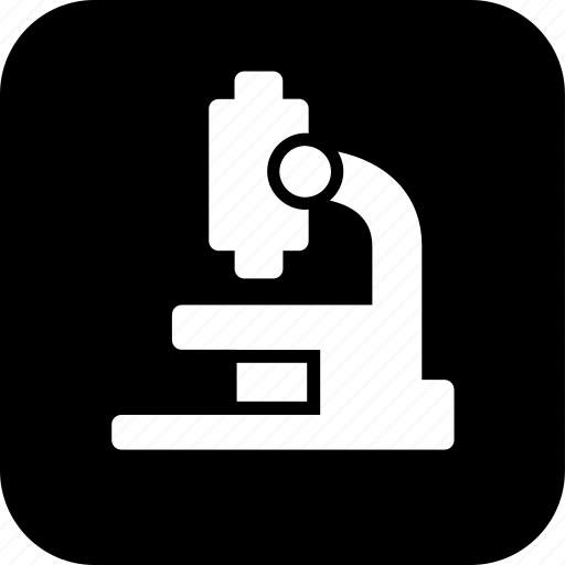 healthcare, medecine, medical, microscope, research, science icon