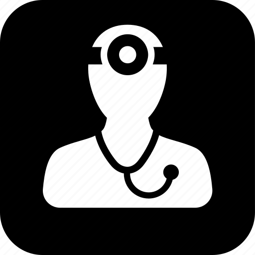 doctor, healthcare, medecine, medical, physician, stephoscope, surgeon icon