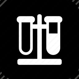 beaker, healthcare, medecine, medical, research, test tube, vaccine icon