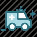 ambulance, emergency, healthcare, hospital, medical, medicine icon