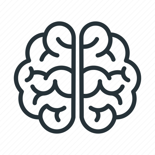 brain, creativity, head, human, idea, think icon